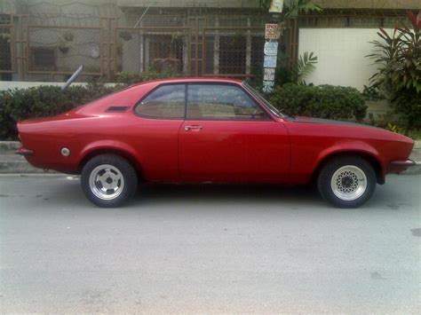Opel Manta Technical Details History Photos On Better