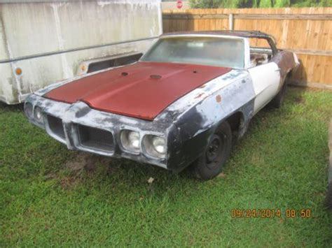 1970 pontiac lemans convertible for sale sell used 1970 pontiac lemans convertible gto clone
