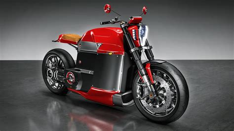 tesla concept motorcycle tesla model m