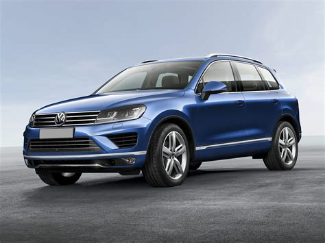 volkswagen touareg 2017 price 2017 volkswagen touareg price photos reviews