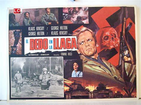quot dedo en la llaga el quot movie poster quot il dito nella piaga quot movie poster