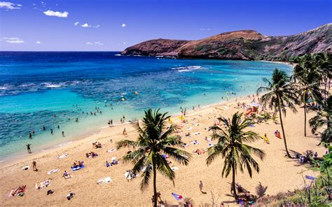 island paradise of hawaii winter