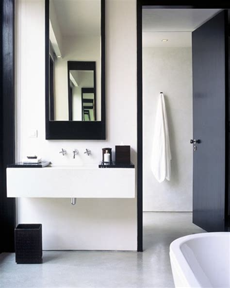 black and white bathroom design black and white bathrooms design notations