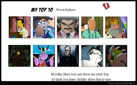 5 of britain s best and worst fathers discover britain 10 worst fathers meme by whitelighter5 on deviantart
