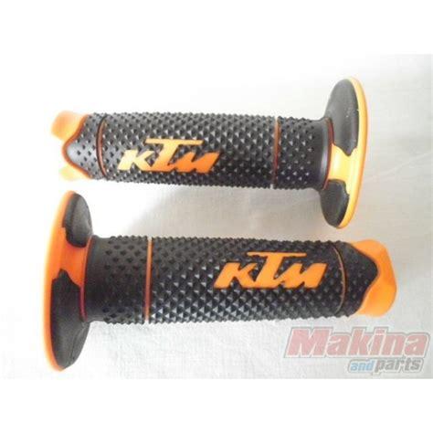 Ktm Grips 78102021000 Ktm Grip Set
