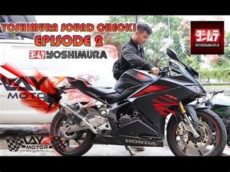 Knalpot Racing Honda Cbr 250 Rr Yoshimura R77 2 Slip On cbr250rr sportisi gpr exhaust doovi