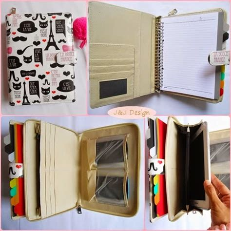 new product binder pouch cantik multifungsi