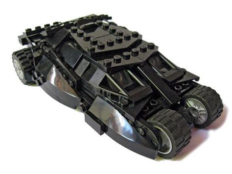 the tumbler a lego batman moc with