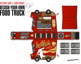 Food Truck Design Template by Food Truck Design Template Newhairstylesformen2014