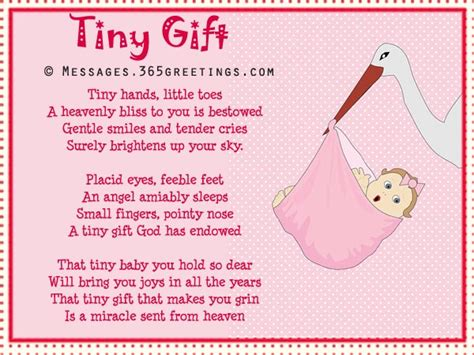 baby poems for baby showers baby shower poems 02 365greetings