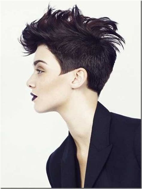 short punk hairstyles for women 10 new punk pixie cuts short hairstyles 2017 2018