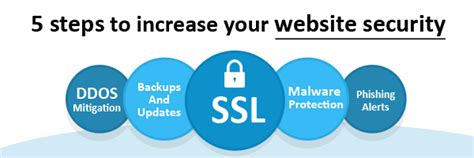 web security 5 tips to improve your website security