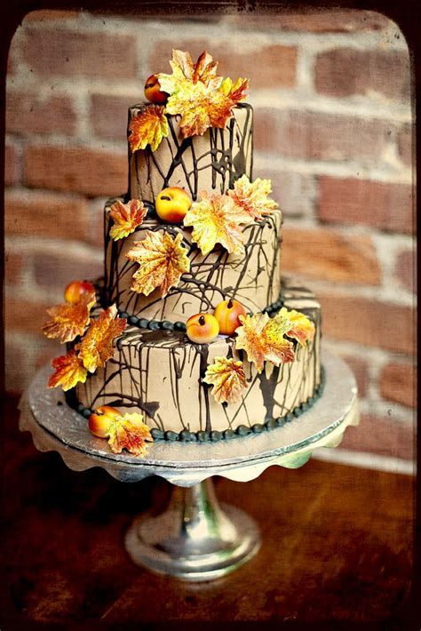 35 best images about Fall Themed Sweets on Pinterest