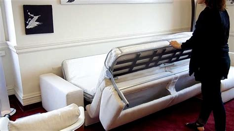 bed in a couch modern sofa beds italian furniture sofa bed storage