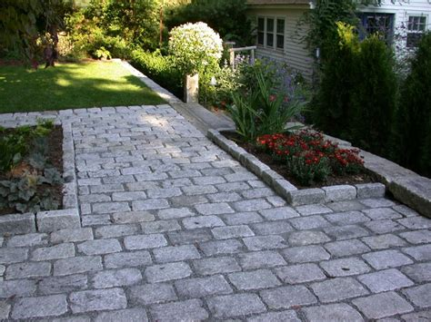 Cobblestone Patios   Home Design Ideas and Pictures