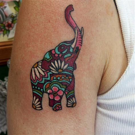 elephant tattoo heart trunk 31 elephant tattoo designs ideas design trends