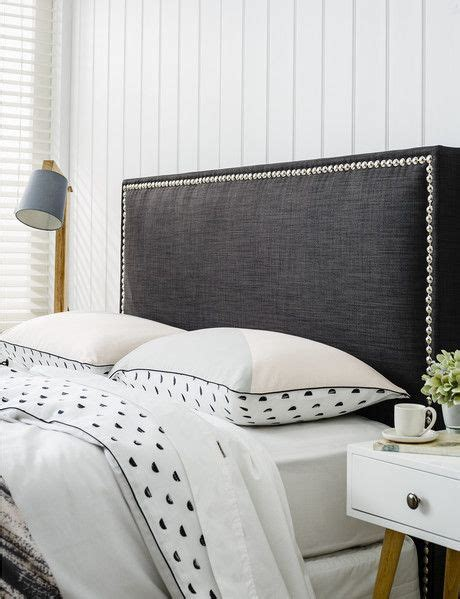 diy studded headboard 25 best ideas about queen headboard on pinterest diy