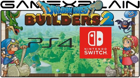 Quest Builder Ps4 quest builders 2 announced for switch ps4