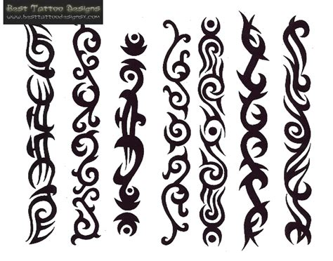 tribal armband tattoo designs armband images designs