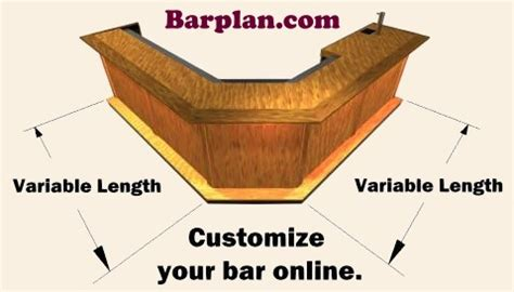 woodworking plans home bar my experience