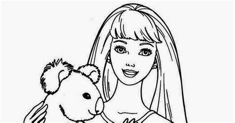 desenhos da barbie para colorir cole 231 227 o 1 qdb