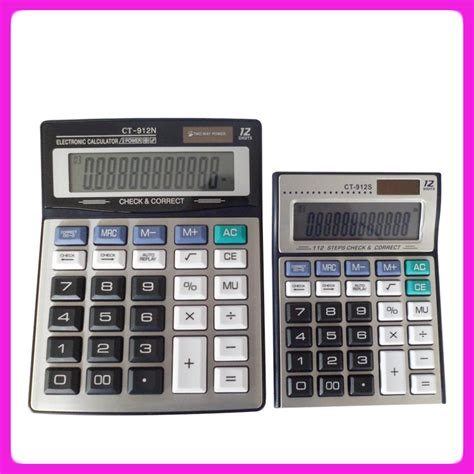 Desk Top Calculator by Desktop Calculator Desktop Calculator Jumbo Big