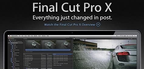 final cut pro yosemite kickass multimedia apple final cut pro x 10 4 full cho mac os x