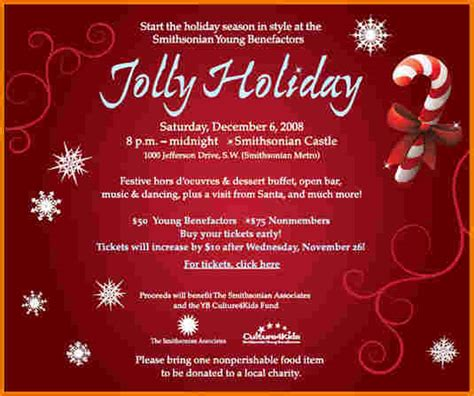 holiday invitation templates authorization letter pdf