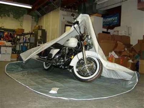 Motorcycle Portable Garage by Portable Garage Shelter King Instant Garages Storage