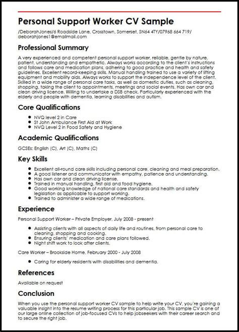 youth care worker resume artemushka com