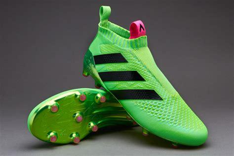 Sepatu Bola Adidas Messi 16 Orange Fg Replika Import sepatu bola adidas ace 16 purecontrol solar green shock