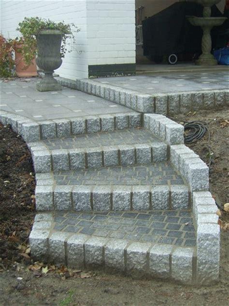 Treppenbau Schön by Granit Palisaden Treppe Granit Palisaden 20 Ideen F R Sch