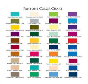 color pdf sle pantone color chart 6 documents in pdf word