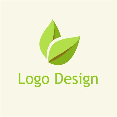 Eco House by Eco Leaf Logo Vector
