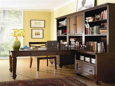 Small Office Makeover Ideas Modern Home Office Decorating Ideas