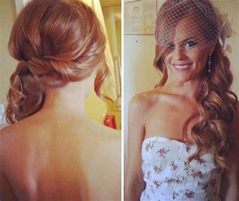 long wedding hairstyle extensions flickr photo sharing peinados de novia para la boda civil bodas