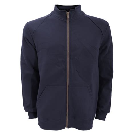 Jaket Cotton Fleece Natgeo I Premium gildan mens premium cotton ringspun casual fleece zip jacket sizes s 2xl ebay