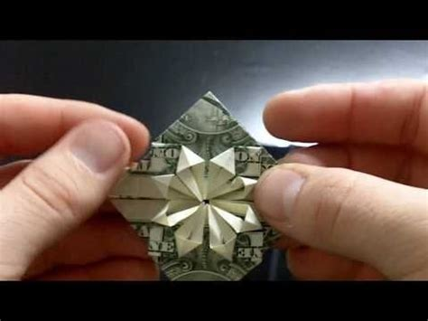 Money Origami With Quarter - origami hearts dollar origami and origami on