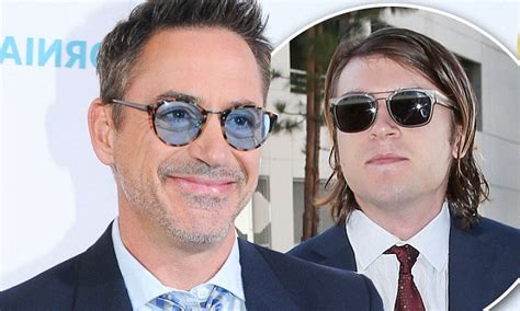 Sobriety Is A Daily Battle For Robert Downey Jr by Robert Downey Jr Pays Tribute To Indio Days After