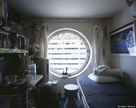 tiny japanese apartment tokyo micro apartment photographs capture the beginning of tiny home movement photos huffpost