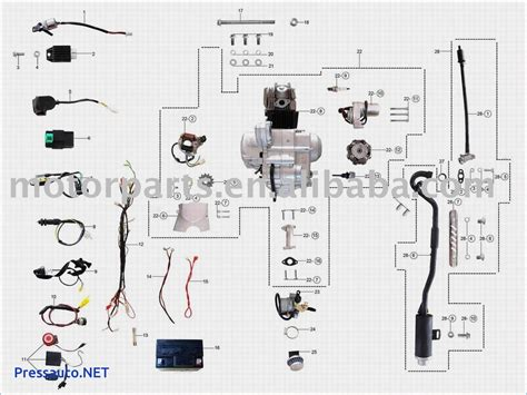kazuma 4 wheelers ignition wiring diagram pressauto net