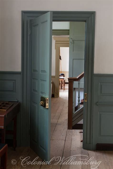raleigh tavern interior doors colonial williamsburg s historic area williamsburg virginia