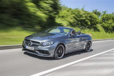 convertible mercedes 2017 2017 mercedes amg c63 s c43 cabriolet review caradvice