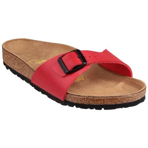 Birkenstock Madrid Cherry Original birkenstock madrid sandal s cherry sandals free returns at shoes co uk