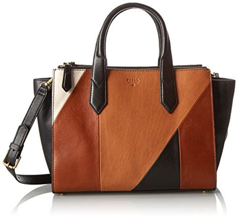 Fossil Cbell Pw Xbody Multi fossil pw shopper evening bag neutral multi one size top fashion web
