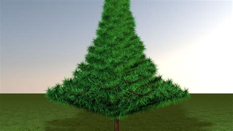 christmas tree prices in arkansas 3d rigged tree cgtrader
