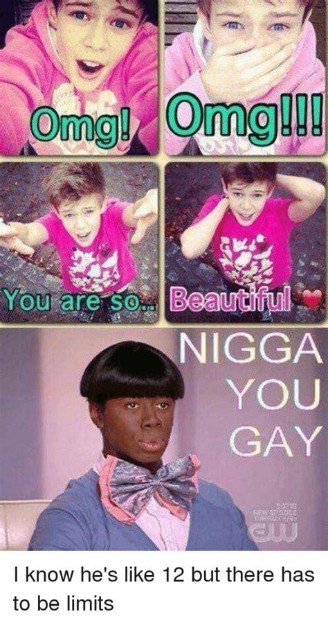 Ur Gay Meme - funny nigga you gay memes of 2016 on sizzle