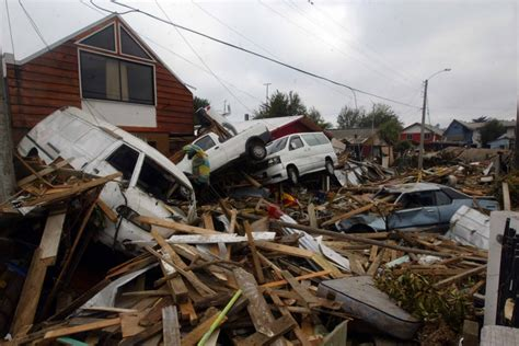 imagenes google earth terremoto chile se registr 243 un nuevo sismo en chile y se sinti 243 en