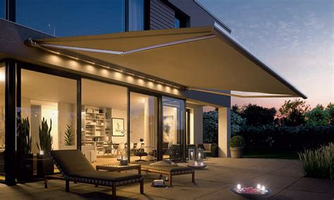 awning modern awnings retractable haus appeal home shading