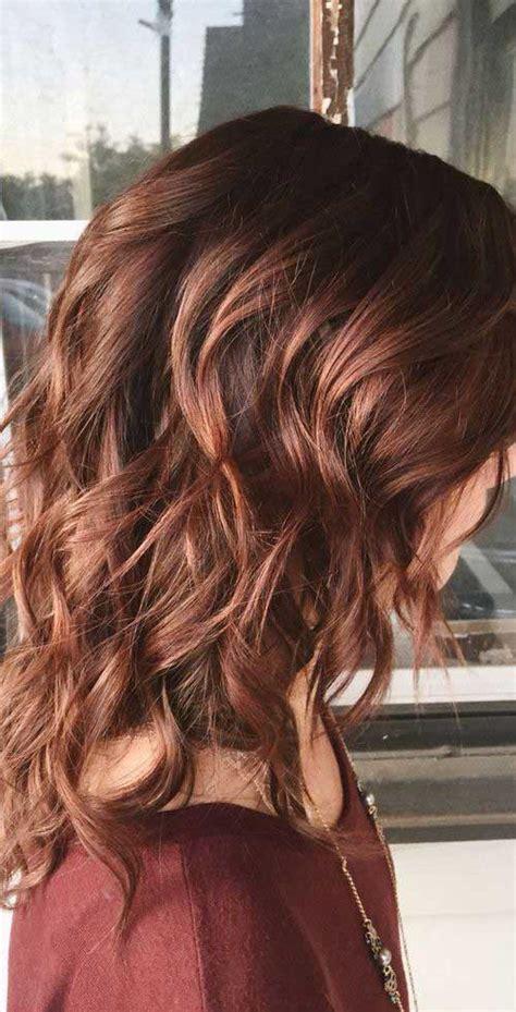 Highlights Tgar Matches A Medium Auburn   30 best auburn hair styles long hairstyles 2017 long